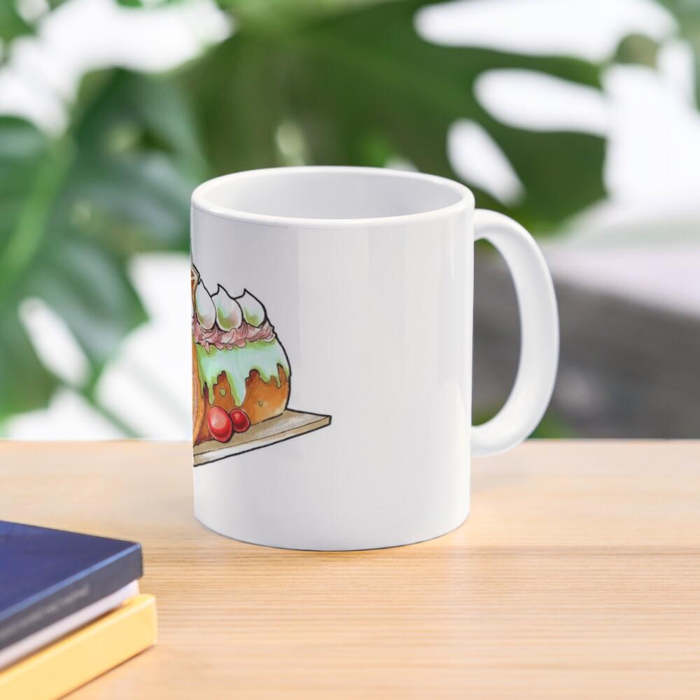 Starlight Log Mug