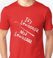 It's Leviooooosa. Unisex T-Shirt