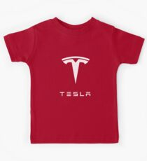 Tesla Kids T-Shirt