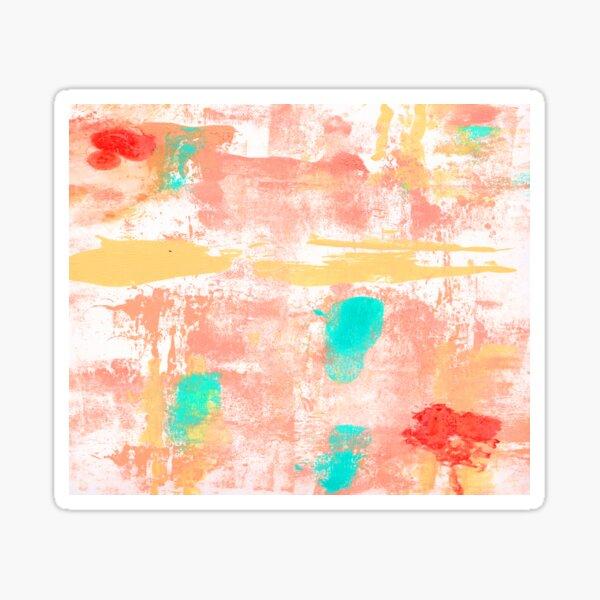 PEACH DELIGHT Sticker
