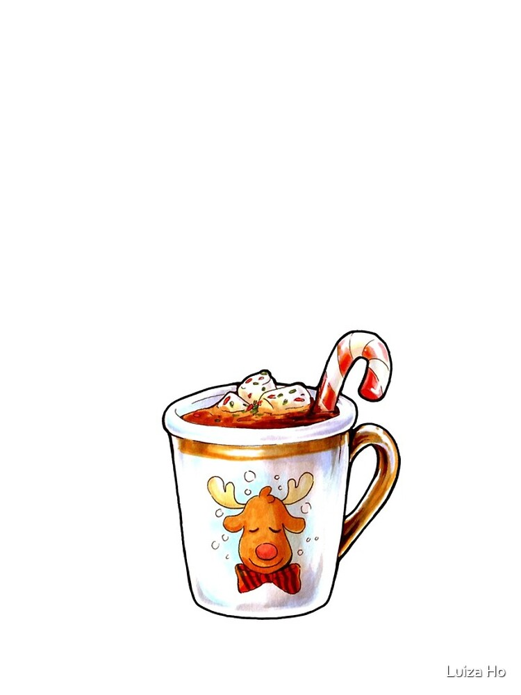 Rudolph's Hot Cocoa by teapotsandhats