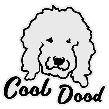Goldendoodle cool dood by Designzz