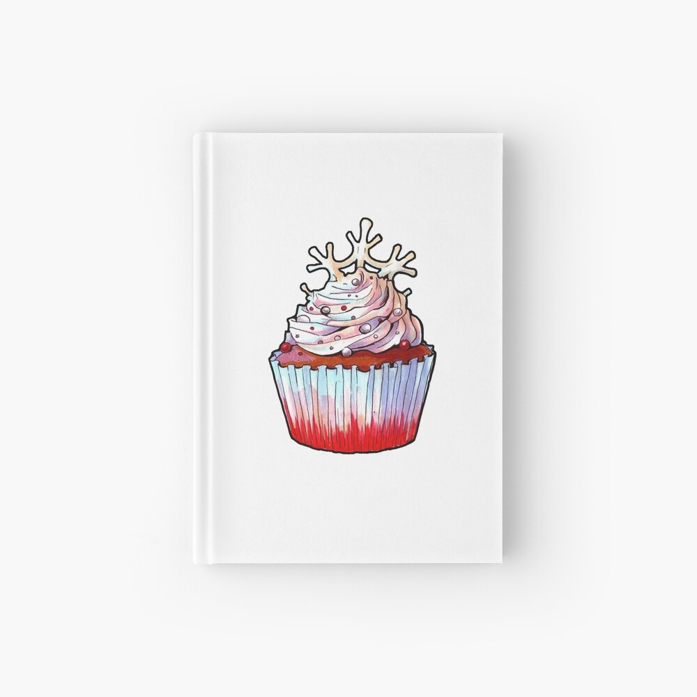 Snowfairy's Cake Hardcover Journal