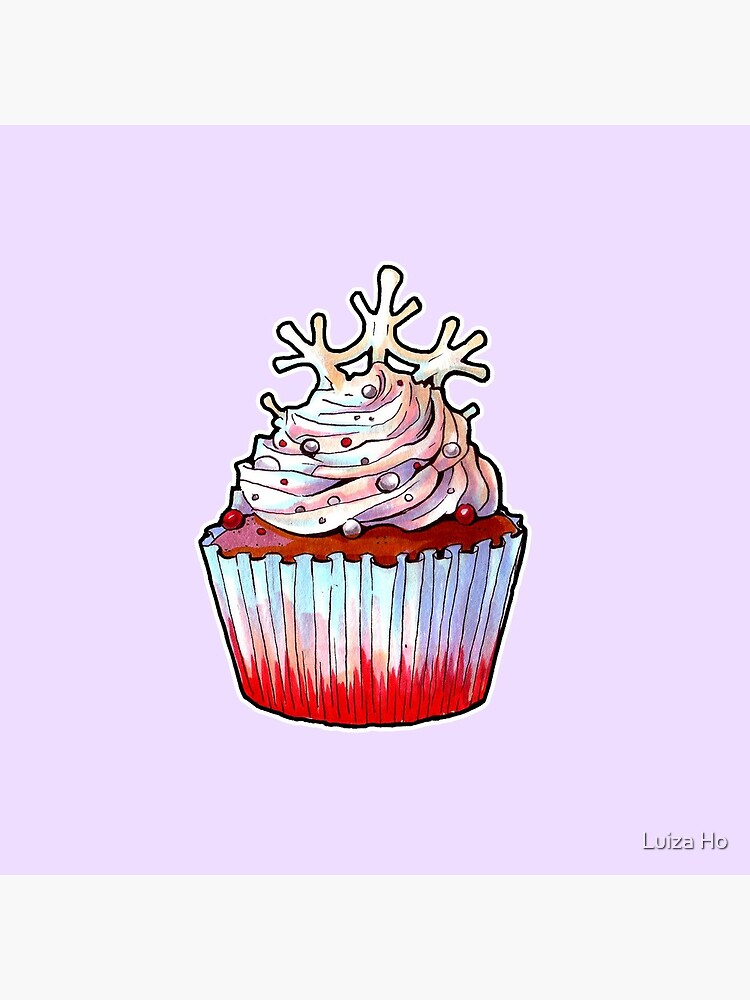 Snowfairy's Cake by teapotsandhats