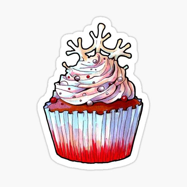 Snowfairy's Cake Sticker