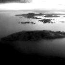 Lake Argyle by Andrew  Makowiecki