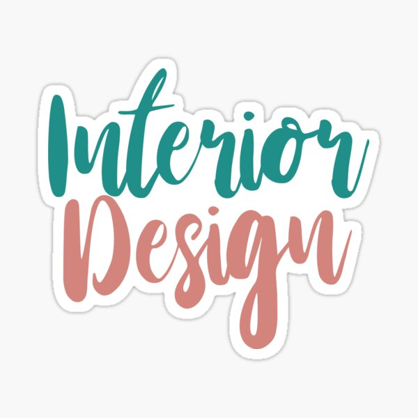 Interior Design Sticker