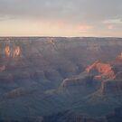 Light Fusion on The Grand Canyon by Barbara Burkhardt