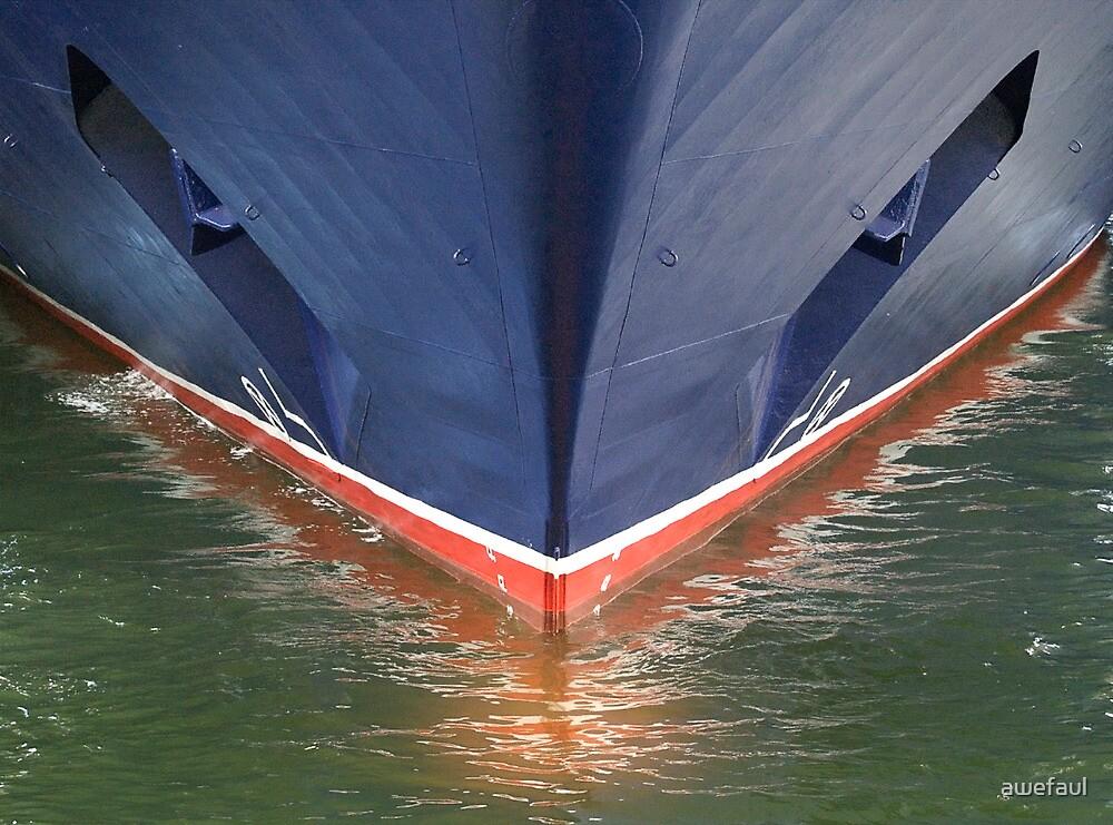 Ship shape by awefaul