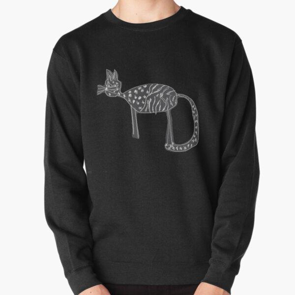 Cats love Pullover Sweatshirt
