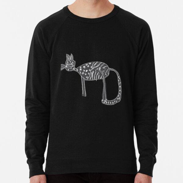 Cats love Lightweight Sweatshirt