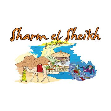 Sharm El Sheikh Egypt - Beautiful Places Around The World by Ding-One