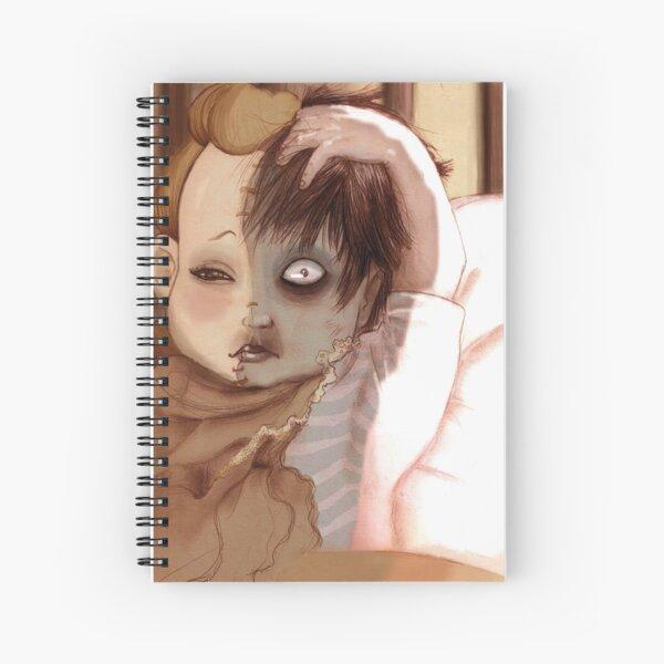 Jon Caspa Spiral Notebook
