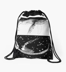 Dichotomy Drawstring Bag