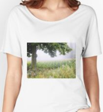Poetic morning Women's Relaxed Fit T-Shirt