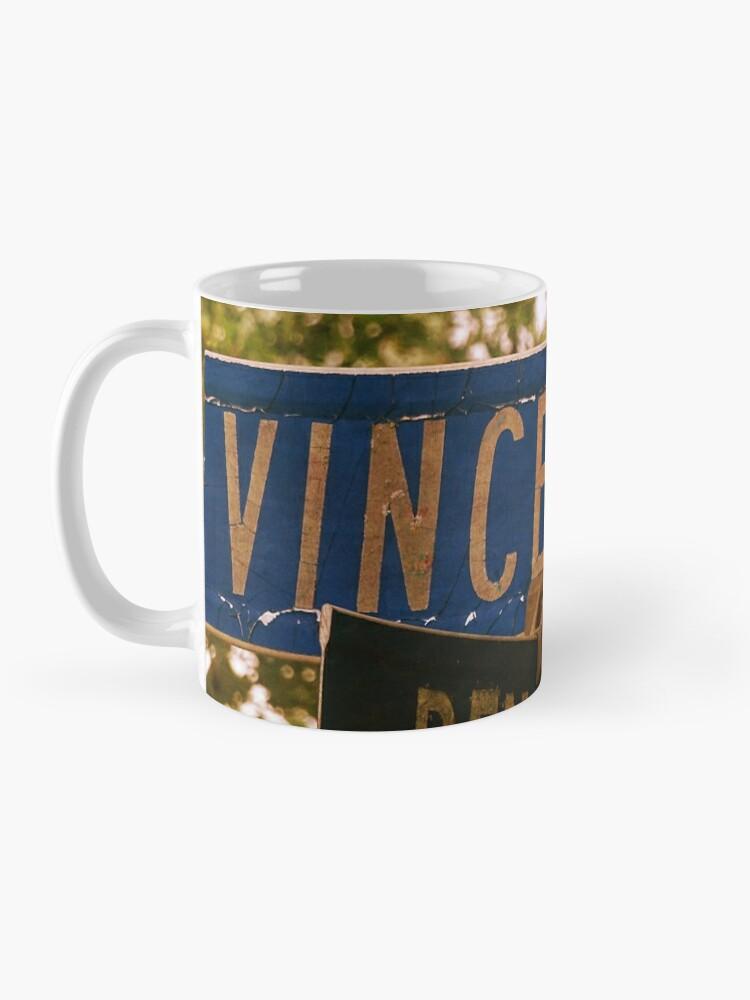 Alternate view of Vincent  Mug