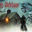 Merry Christmas by GothCardz