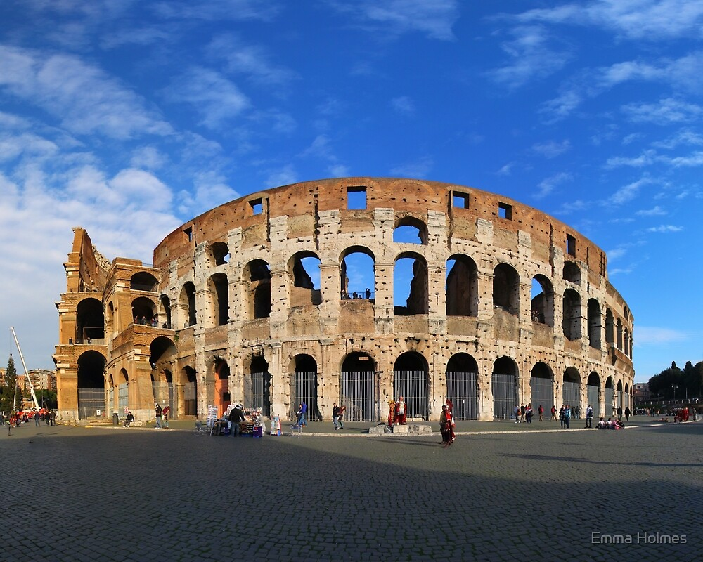 Colosseum by Emma Holmes