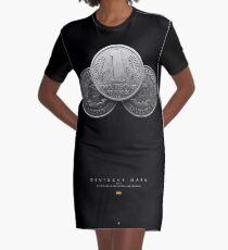 Deutsche Mark der DDR T-Shirt Kleid