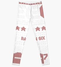 SiegeGG - Ugly (but beautiful) Christmas Sweater Leggings