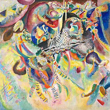 Fugue, Vassily Kandinsky by fourretout