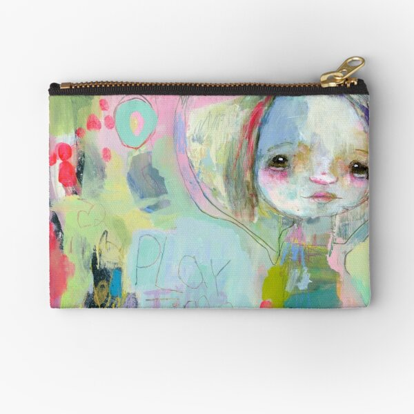 Play Time Zipper Pouch