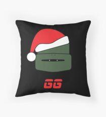 SiegeGG - Chanks Christmas Wish No Text Throw Pillow