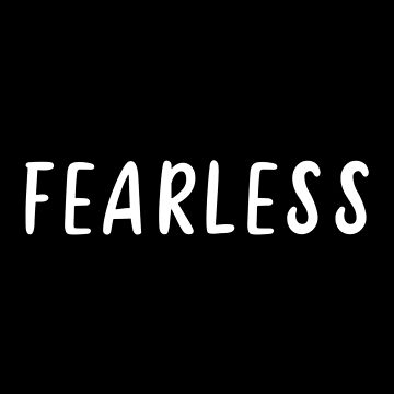 Fearless by Nasmed