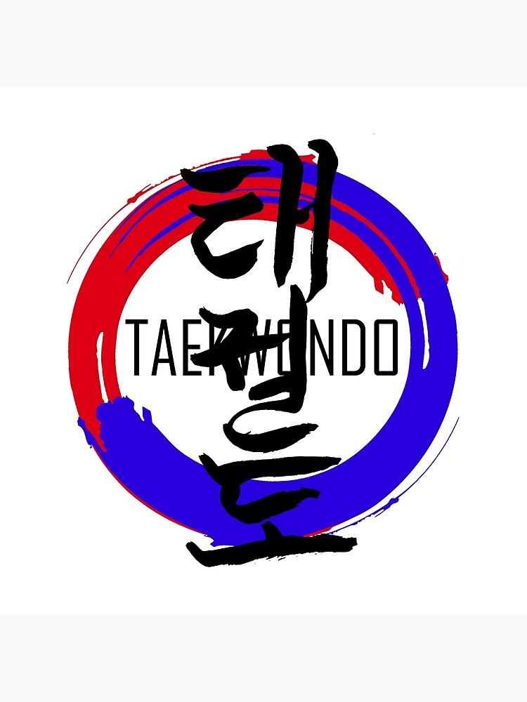 Kampfsport Taekwondo von Volera
