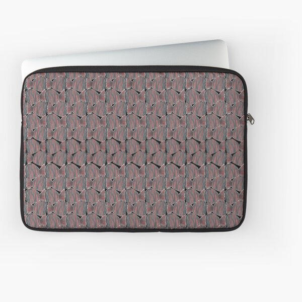 Funny Fishes Laptop Sleeve