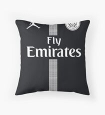PSG Throw Pillow