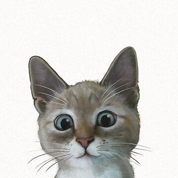 fröhliche Katze von lauragraves