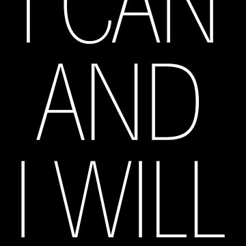 I Can And I Will End Of Story by Nasmed