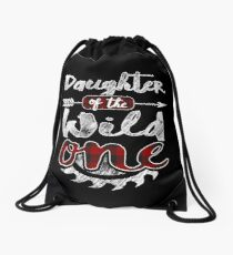 Daughter of the Wild One Shirt Lumberjack Woodworker Sawdust Buffalo Plaid measure once plaid pajamas cabinet maker contractor wood timber working tools Rucksackbeutel