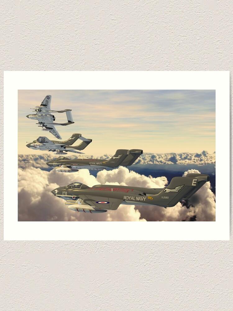 ROYAL AIR FORCE XVII SQUADRON  COASTER
