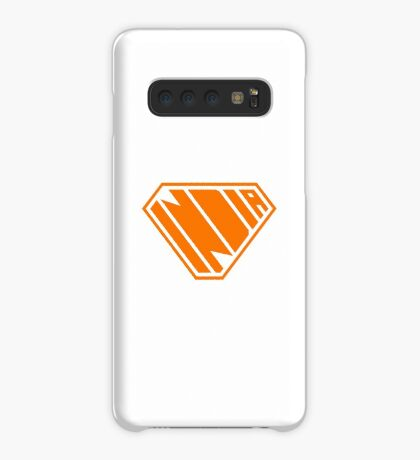 India SuperEmpowered (Orange) Case/Skin for Samsung Galaxy