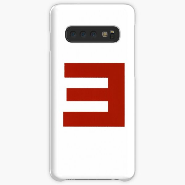 Eminem E Samsung Galaxy Snap Case
