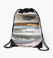 Pamukkale Drawstring Bag