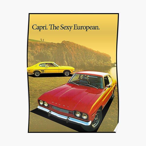 Ford GT rueda insignias a Tamaño-Anglia Capri Cónsul escolta