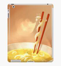 Noodle dragon iPad Case/Skin