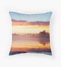 Nambucca Sunrise Throw Pillow