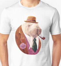 Worldly Walrus Unisex T-Shirt
