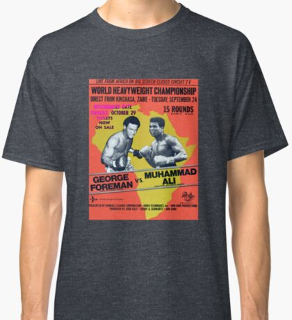 Foream vs Ali - reddish Camiseta clásica