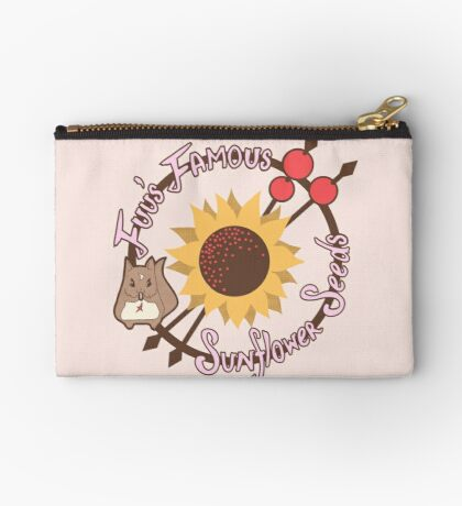 Fuu's Famous Sunflower Seeds Studio Pouch