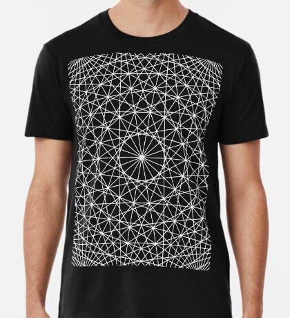 Dynamic Circle Chords II Premium T-Shirt