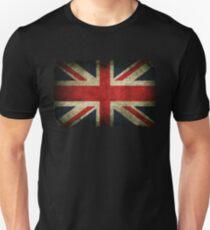 Grungy Union Jack Unisex T-Shirt