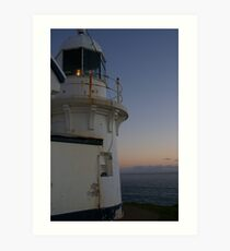 Tacking Point Lighthouse, Port Macquarie, Australia Art Print