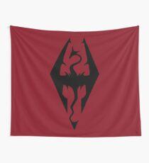 Skyrim Imperial Flag Logo Tapestry