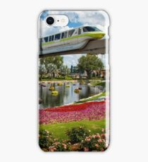 In The Lime Light iPhone Case/Skin