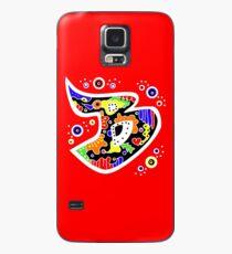 Buchstabe B Hülle & Skin für Samsung Galaxy